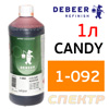 Концентрат кэнди DeBeer Colour Additive 1-092 (1л) оранжевый crazy candy